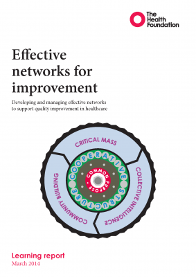 Effective networks for improvement