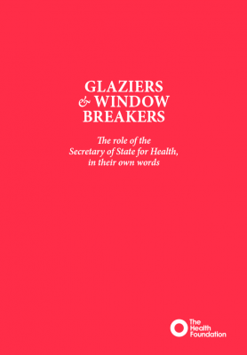 Glaziers and window breakers