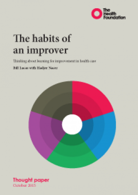 The habits of an improver
