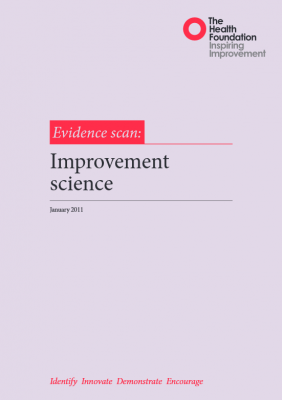 Improvement science