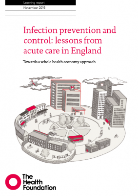 Infection prevention and control: lessons from acute care in England