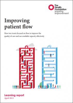Improving patient flow