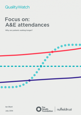 QualityWatch: Focus on A&E attendances
