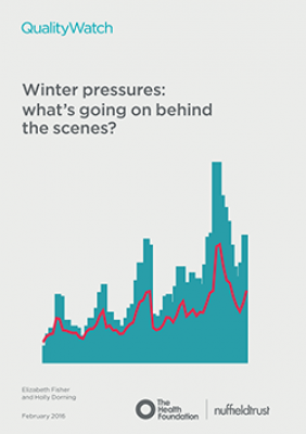 Winter pressures: what's going on behind the scenes?