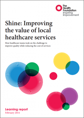 Shine: Improving the value of local healthcare services