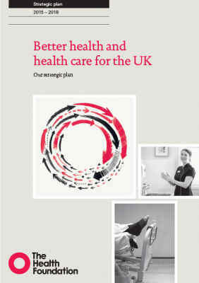 Better health and health care for the UK