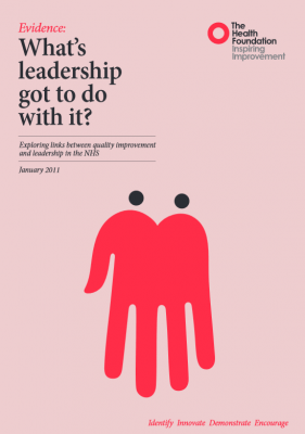 What's leadership got to do with it?