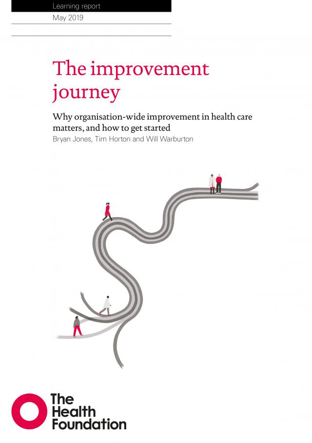 The Improvement Journey cover image