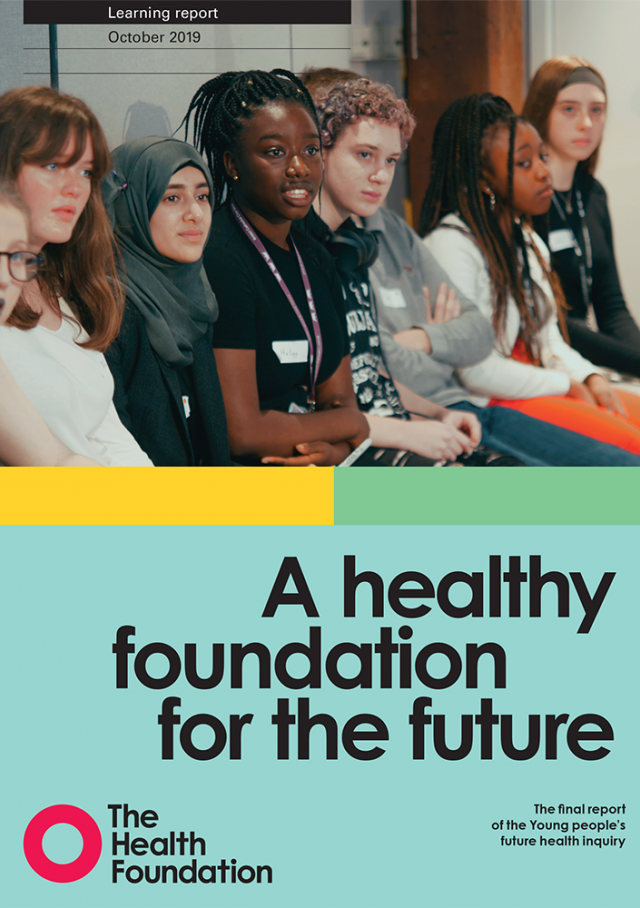 A healthy foundation for the future report thumbnail