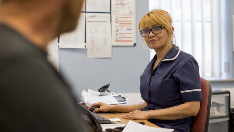 Improvement in general practice   The Health Foundation