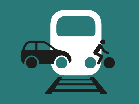 Thumbnail icon for transport and health infographic