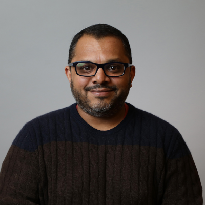 Darshan Patel, Senior Research Manager at the Health Foundation